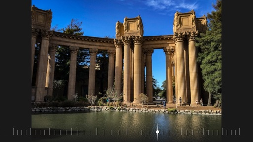 Palace of Fine Arts - San Francisco CA