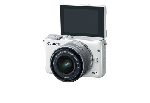 Canon M10 - the Mirrorless Selfie Camera We Don't Need - The ...