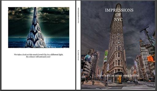 John Farnan - Impressions of NYC